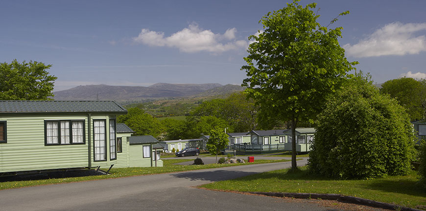 Criccieth Holiday Home Park